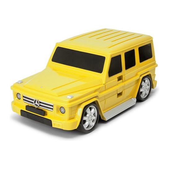 Goodvibes Kindertrolly Mercedes Benz Geel