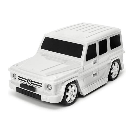 Goodvibes Kindertrolly Mercedes Benz Wit