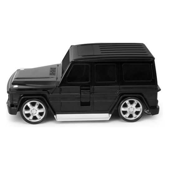 Goodvibes Kindertrolly Mercedes Benz Zwart 3