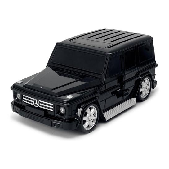 Goodvibes Kindertrolly Mercedes Benz Zwart