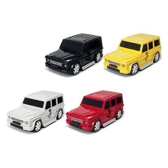Goodvibes Kindertrolly Mercedes Benz