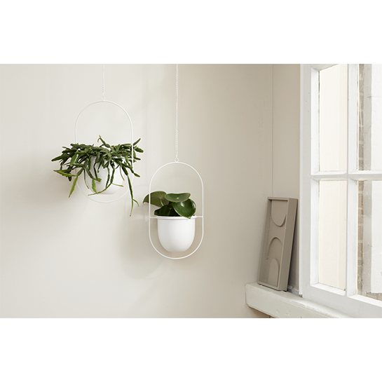 Lifa Living Plantenhanger Tess Wit2