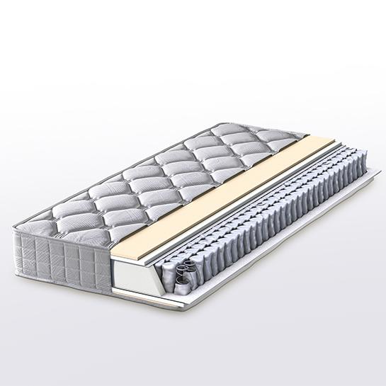 Sleeptime Luxury Comfort Pocketvering Matras6