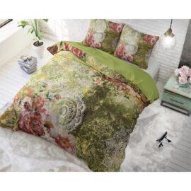 Dekbedovertrek Green Flower Art