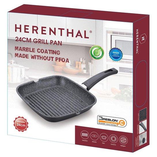 Herenthal Grillpan 24cm