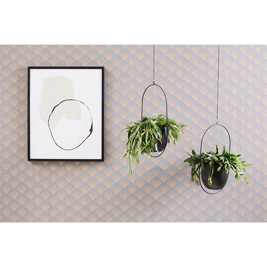 Lifa Living Plantenhanger Tess Zwart4