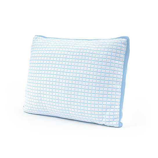 3d Blue Cell Verkoelend Microgel Kussen3