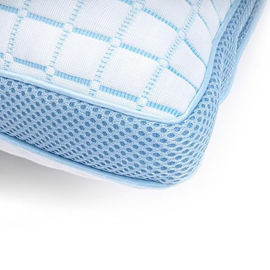3d Blue Cell Verkoelend Microgel Kussen5