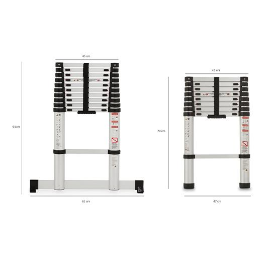 Telescopische Ladder14