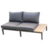 Intimo Garden Torino Loungeset Grijs Links 545x545