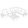 Intimo Garden Torino Loungeset Grijs Maten 545x545