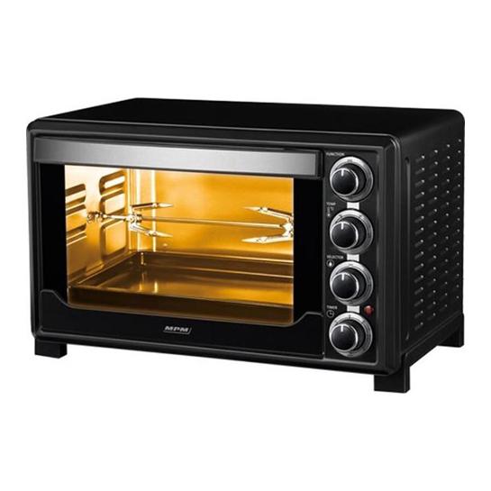 Mpm Elektrische Oven Mpe 05