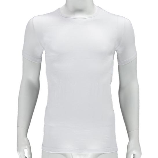 Bio Katoen T Shirts Wit