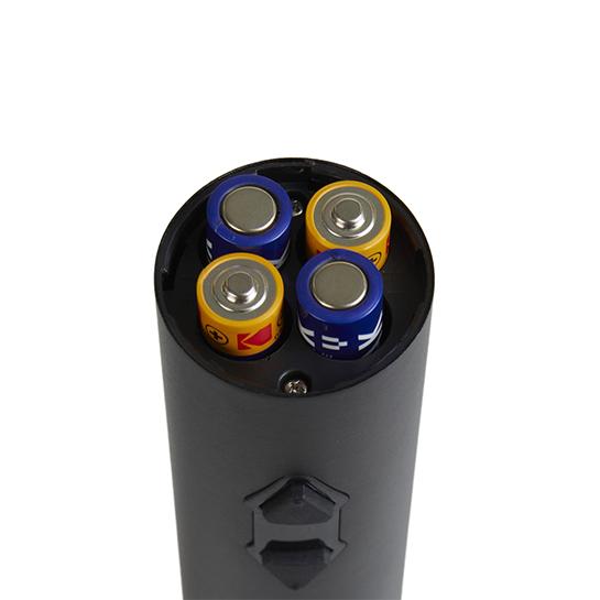 Elektrische Kurkentrekker Batterijen
