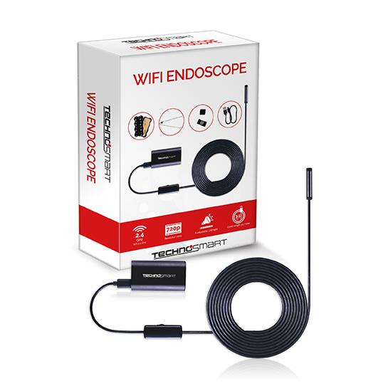 Endoscoop Camera Met Wifi Met Doos