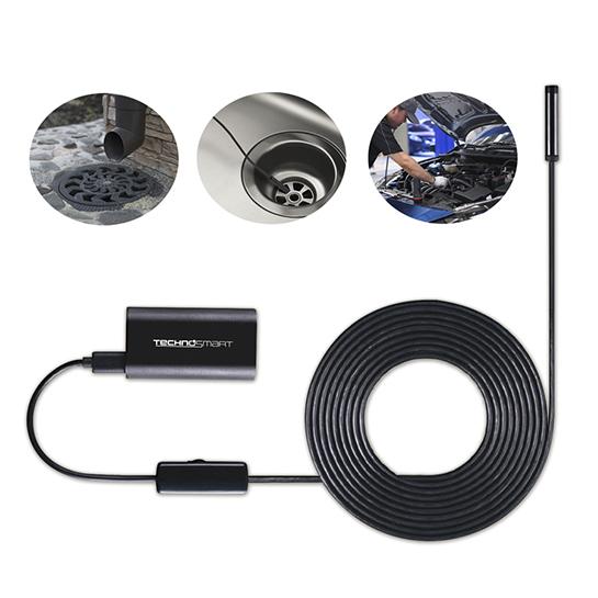 Endoscoop Camera Met Wifi Thumbnail