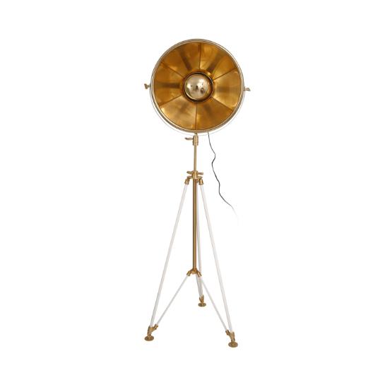 Mooyak Staande Lamp Newman Goud Wit 7