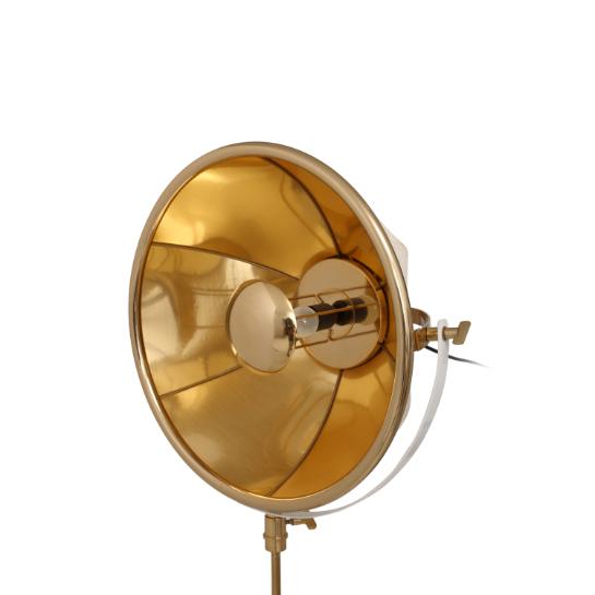 Mooyak Staande Lamp Newman Goud Wit