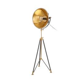 Mooyak Staande Lamp Newman Goud Zwart 2