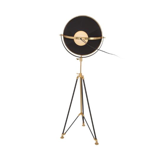 Mooyak Staande Lamp Newman Goud Zwart 4