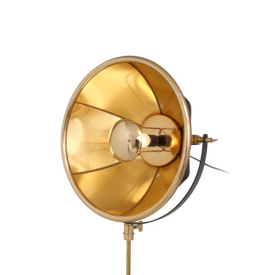 Mooyak Staande Lamp Newman Goud Zwart 7