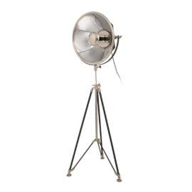 Mooyak Staande Lamp Newman Zilver Zwart 4