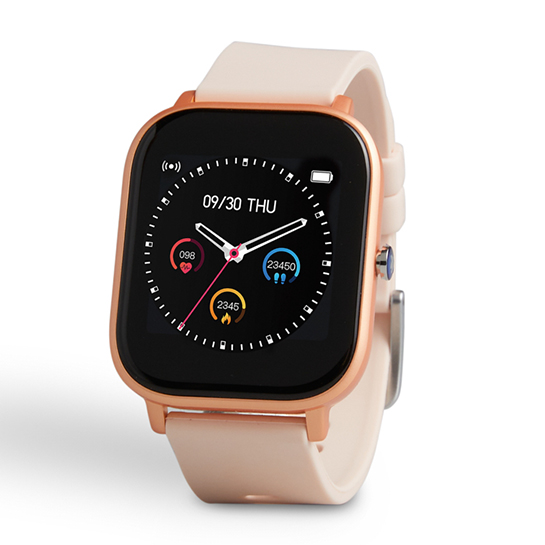 Smartwatch 2 Kleuren, Goud
