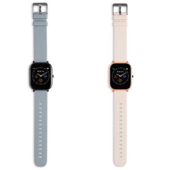 Smartwatch 2 Kleuren, Met Bandjes
