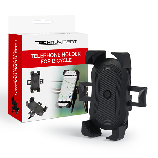 Technosmart Telefoonhouder Fiets