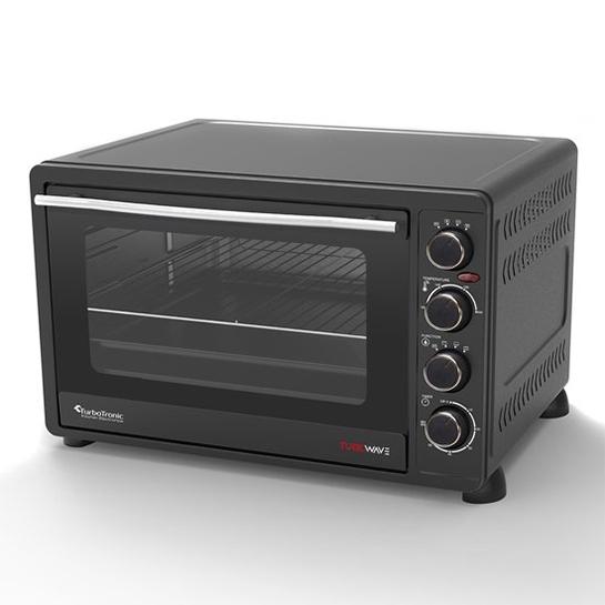 Turbotronic Ev60 Elektrische Oven 60 Liter Zwart Thumbnail