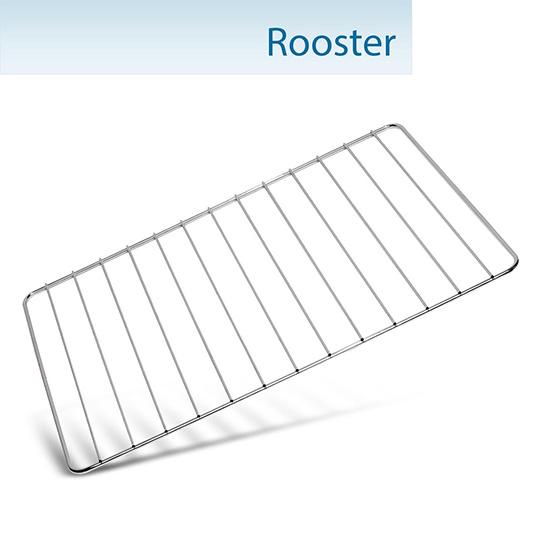 Turbotronic Tt Ev55 Rvs Vrijstaande Elektrische Oven –rooster