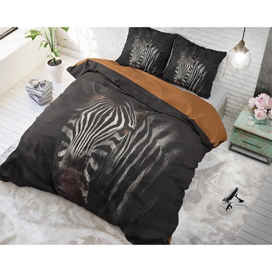 Zebra Mansion Black 1