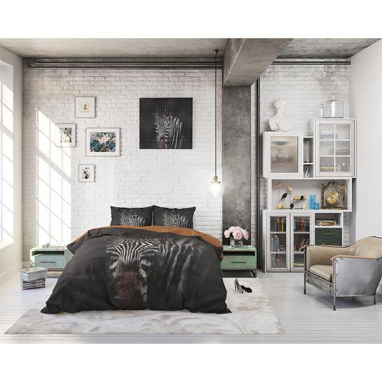 Zebra Mansion Black 4