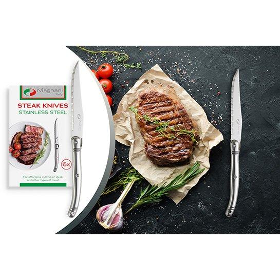 Magnani Steakmessen Rvs Thumbnail